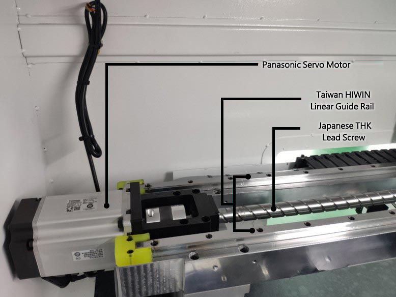 PCB-Pick-Place-Machine_Panasonic-Servo-Motor