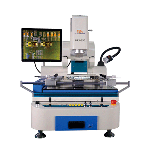 Automatic BGA Rework Station_BRS-650_Machine Picture
