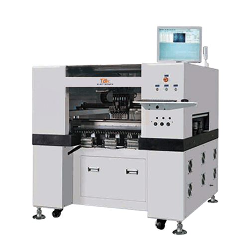 Pick and place machine in China_China SMT Chip Mounter
