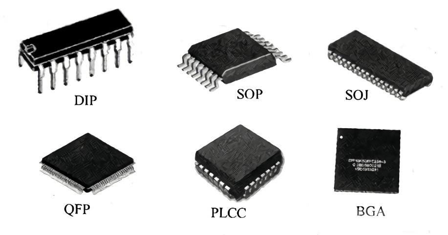 Pick and place machine_Active SMD Components