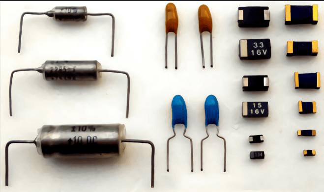 Pick and place machine_Passive SMD Components